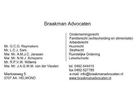 Braakman advocaten